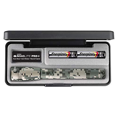 MAGLITE Mini Maglite Pro+ LED 2AA Taschenlampe camo Präsentationsbox
