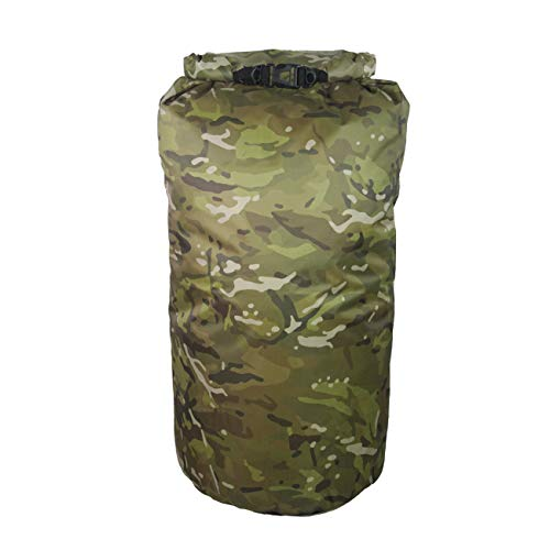 Lomo 40L Camouflage Dry Bag - Roll Down