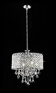 Whse of Tiffany RL5633 Deluxe Crystal Chandelier, 9