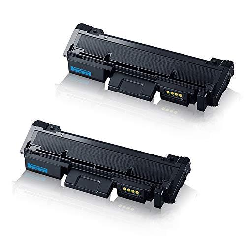 Print-Klex 2x Kompatible Tonerkartuschen für Samsung Xpress M2835DW Premium Line Xpress M2875FD Doppelpack MLT-D116L/ELS 116L MLTD116LELS MLT D116 MLT-D116LELS MLT 116 S/ELS