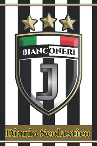 Juventus - Diario Scolastico: Diario giornaliero (perpetuo) per la scuola. Da settembre a luglio (1 pagina = 1 giorno).