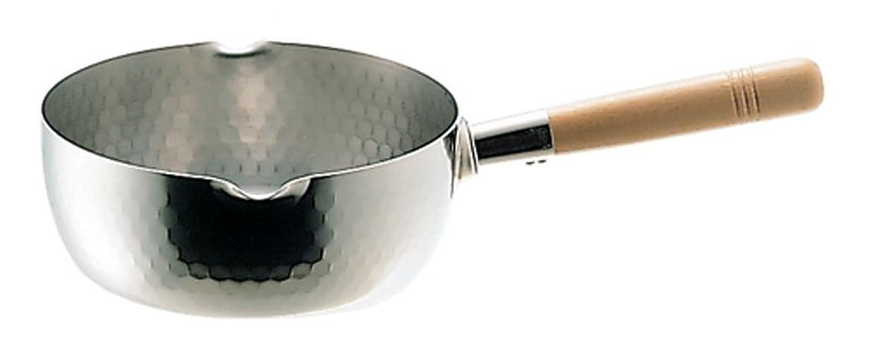 乳製品スーパー広告主ヨシカワ(Yoshikawa) 雪平鍋 シルバー 20cm ステンレス 日本製 ガス?IH対応 YH6753
