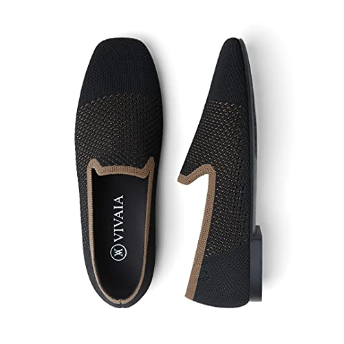 Top 10 best selling list for slip on square toe flat shoes