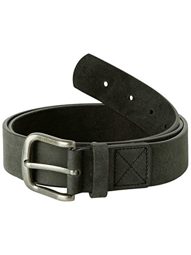 RVCA Herren Gürtel Truce Leather Belt