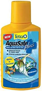 Tetra Usa Inc. Aquasafe Plus 1 Step 33oz
