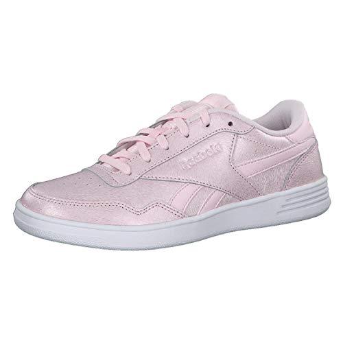 Reebok Damen Royal Techque T Tennisschuhe, Mehrfarbig (Porcelain Pink/White/Wow 000), 41 EU