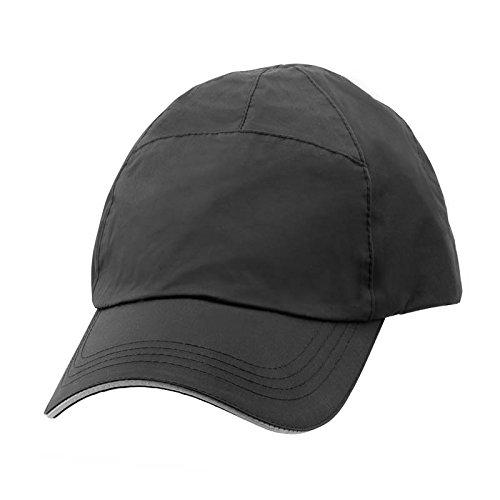 FHB Cap wasserdicht 'Niklas', 1 Stück, schwarz, 91090-20-