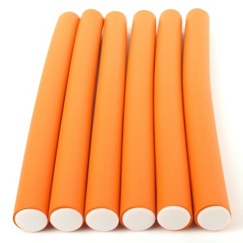 Flex-Wickler, Btl. à 6 Stck. 17 mm orange