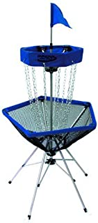 Innova DISCatcher Traveler Target – Portable, Lightweight Disc Golf Basket, Colors May Vary (Renewed)