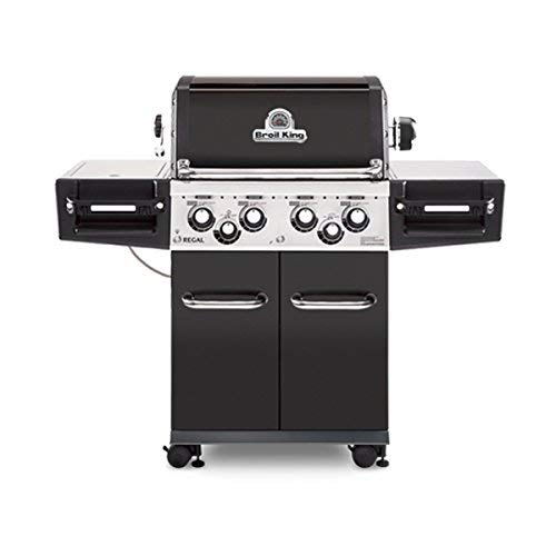 Broil King Gasgrill Regal 490 Schwarz 2020