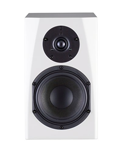 Phonar Veritas M4 | EIN Paar | high Gloss White