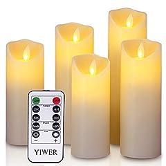 LED Kerzen,Flammenlose