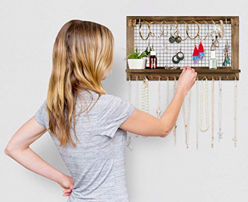 SoCal-Buttercup-Jewelry-Organizer-with-Bracelet-Rod