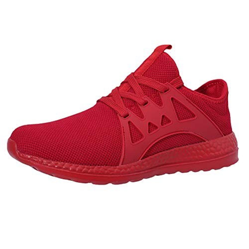 Zapatillas de Deporte Hombre Mujer Respirable para Correr Deportes Zapatos Running Calzado Deportivo de Exterior Gimnasio Sneakers