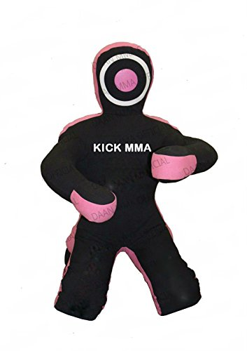 KICK MMA Jiu Jitsu Wrestling Grappling Bjj Training Dummy for Kids-59 Inches