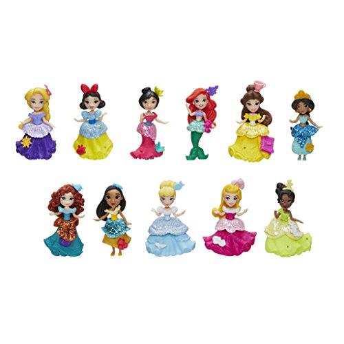 Disney Princess Little Kingdom - Kleines Konigreich Kollektion Exclusive - 11 Mini Puppen
