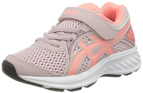 ASICS Unisex-Child 1014A034-701_33,5 Running Shoes, pink
