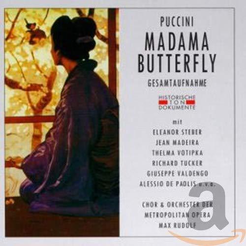 Puccini: Madame Butterfly (Gesamtaufnahme) (ital.) (Aufnahme New York 1949)