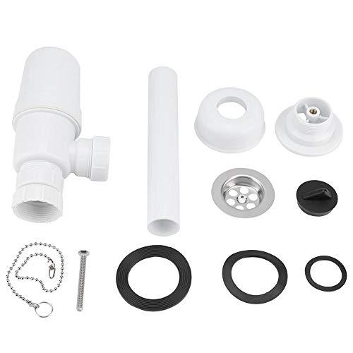 Plastic Durable Useful Sink P-trap Deodorant P-trap Pollution Discharge P-trap