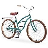 """Best Womens Cruiser Bikes - sixthreezero Around The Block Women's 26"""" Single Speed Review"""