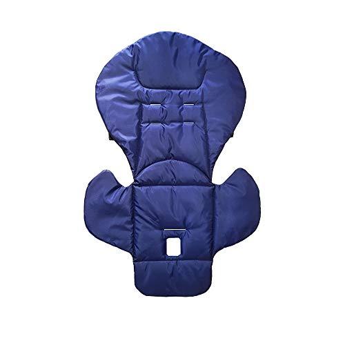 Aveanit Peg Perego Prima Pappa Diner - Funda de repuesto para silla de bebé, impermeable, color azul marino
