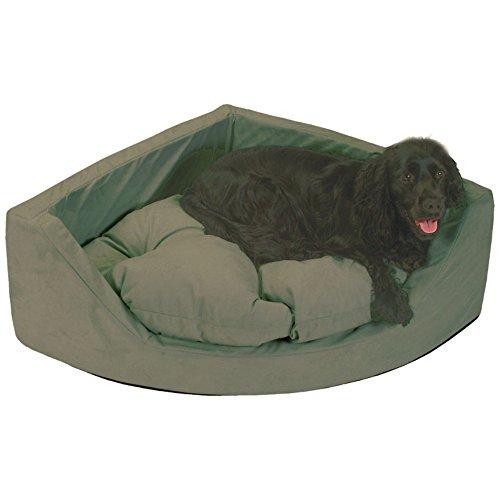 1. Snoozer Luxury Corner Pet Bed