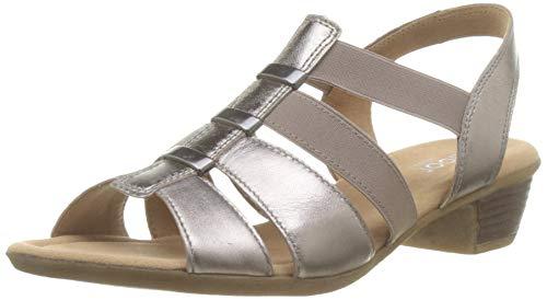 Gabor Shoes Damen Comfort Sport Riemchensandalen, Mehrfarbig (Mutaro), 37.5 EU