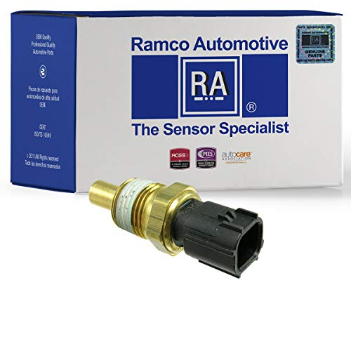 Ramco Automotive, Engine Coolant Temperature Sensor, Compatible with Wells SU3207, Standard Motor Products TX98 (RA-TS1094)
