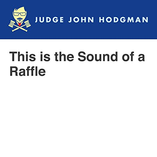 This is the Sound of a Raffle audiobook cover art