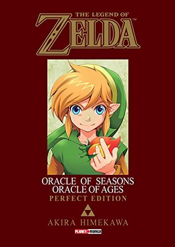 The Legend of Zelda: Oracle of Seasons - Oracle of Ages