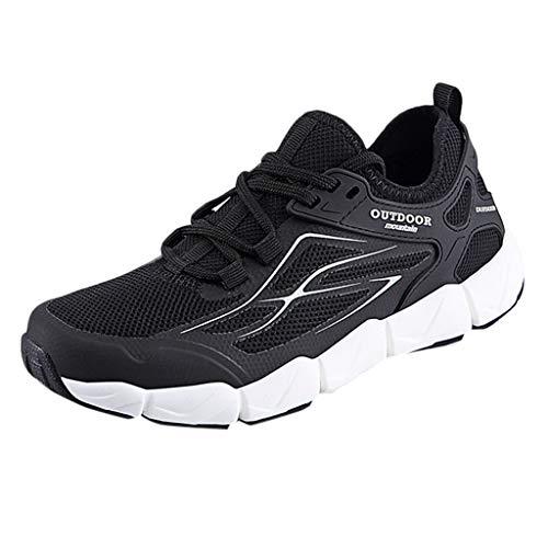 TWIFER Zapatillas Deportivas para Interior para Hombre Transpirables Casual Moda Comodas Antideslizante Entrenamiento Alpinismo Verano 2019 Unisex Adulto Running