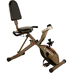 Recumbent Exercise Bike 400 Lb Capacity