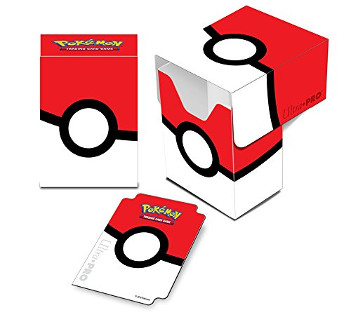"Ultra Pro 85121"" PKM Pokeball Deck Box Spiel"