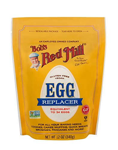 neat - Plant-Based - Egg Mix (4.5 oz.) - Non-GMO, Gluten-Free, Soy Free, Egg Substitute Mix