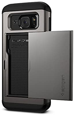 Galaxy S7 Edge Case, Spigen® [Slim Armor CS] Variation Parent
