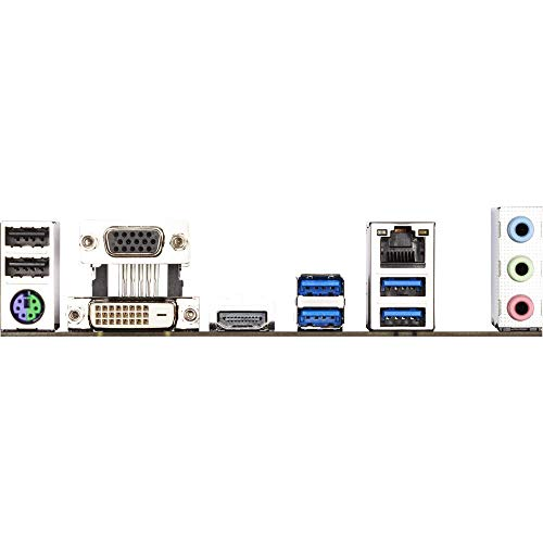 Gigabyte B460M DS3H Micro ATX LGA1200 Motherboard