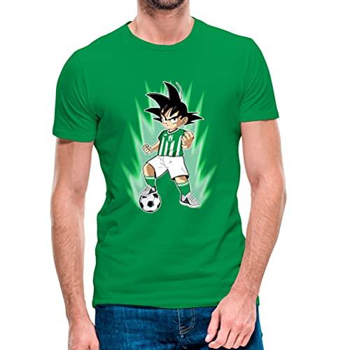 Ropa4 Camiseta Goku Real Betis 2020-2021 (S)