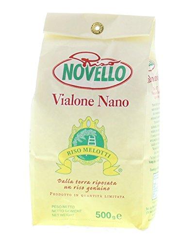 Vialone Nano Novello, Risotto Reis