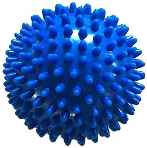 Yoga Ejercicio de la bola en el punto gatillo aptitud Punto Nudo de mensajería muscular Yoga de la bola Herramienta de Alivio de yoga 7.5cm bola del ejercicio de entrenamiento de la mano de la bola de