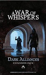 A War of Whispers Dark Alliances Pack