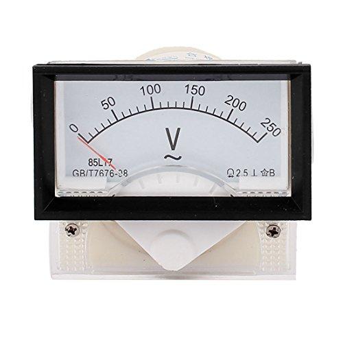 Aexit AC 0-250 V Klasse 2.5 Analog Panel Volt Voltmeter Voltmeter Messgerät (f8d340c22ea0fce1763dd9955ffdaeae)
