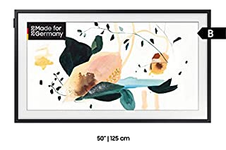 Samsung QLED 4K The Frame 50 Zoll(GQ50LS03TAUXZG) Art Mode, QLED-Technologie, Active Voice Amplifier (AVA) (B085L974VX) | Amazon price tracker / tracking, Amazon price history charts, Amazon price watches, Amazon price drop alerts