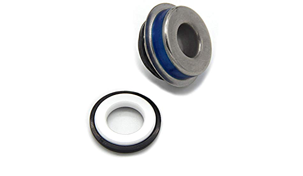Nilfisk Kew 101119850 Anillo de empuje y anillo de respaldo Kit bomba de agua motor