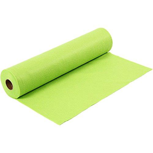 45024 Create Craft - Fieltro (5 m), color verde claro