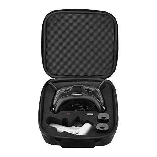 Rucksack für DJI FPV Goggles V2 Zubehör, Tragbare Schultertasche Tasche Handtasche, Carrying Bag Tragetasche Rucksack Handtasche Tasche für DJI FPV Goggles V2 Zubehör