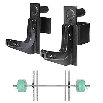 Best squat rack j hooks Reviews