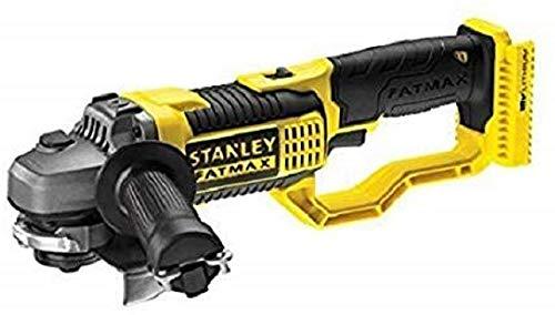 STANLEY FATMAX FMC761B-XJ - Amoladora 125mm, 18V, 8.500 rpm (Sin batería y cargador)