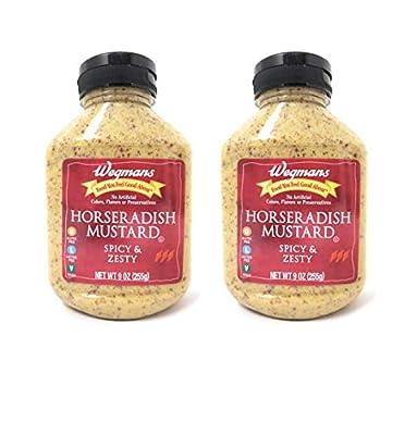 Wegmans Dijon Mustard 2 Pack