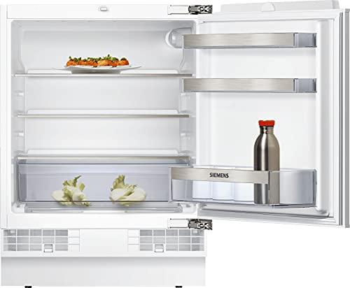 Siemens KU15RAFF0 iQ500 Unterbau-Kühlschrank / F / 114 kWh/Jahr / 137 l / safetyGlas Ablagen