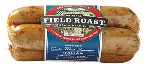 Field Roast Italian Sausage, 12.95 Ounce (Pack of 12)